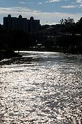 Ponte Nova_MG, Brasil...Rio Piranga em Ponte Nova...The Piranga river in Ponte Nova...Foto: BRUNO MAGALHAES / NITRO