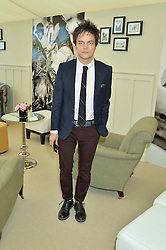 JAMIE CULLUM at the St.Regis International Polo Cup at Cowdray Park, Midhurst, West Sussex on 16th May 2015.