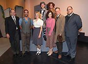 2018, 9 Juli. Dansmakers, Amsterdam. Premiere van de musical She Loves Me. Op de foto: De cast