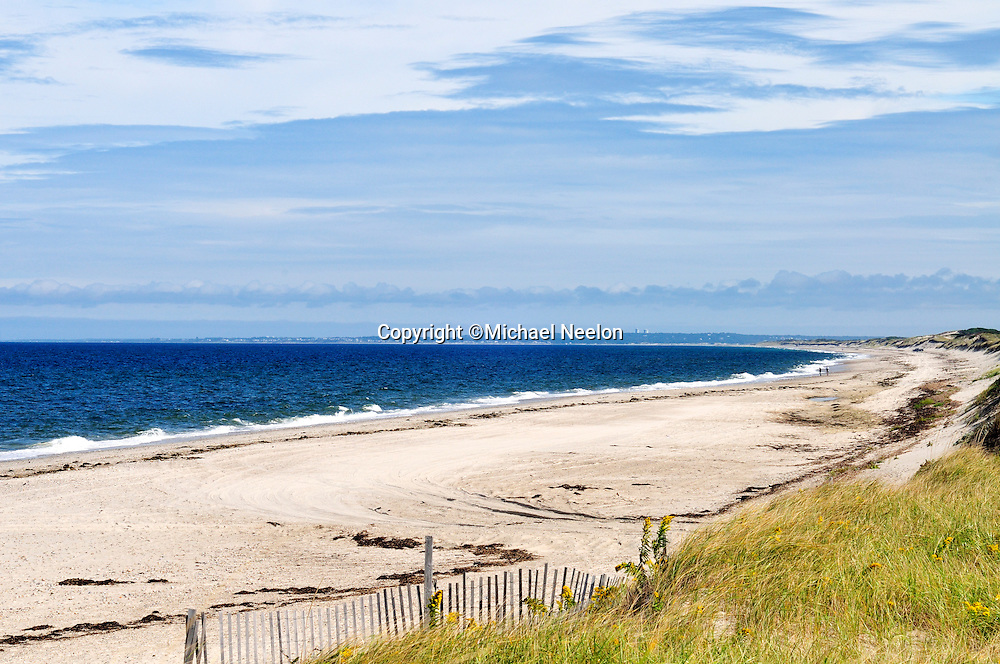 Sandy Neck Beach Barnstable Cape Cod