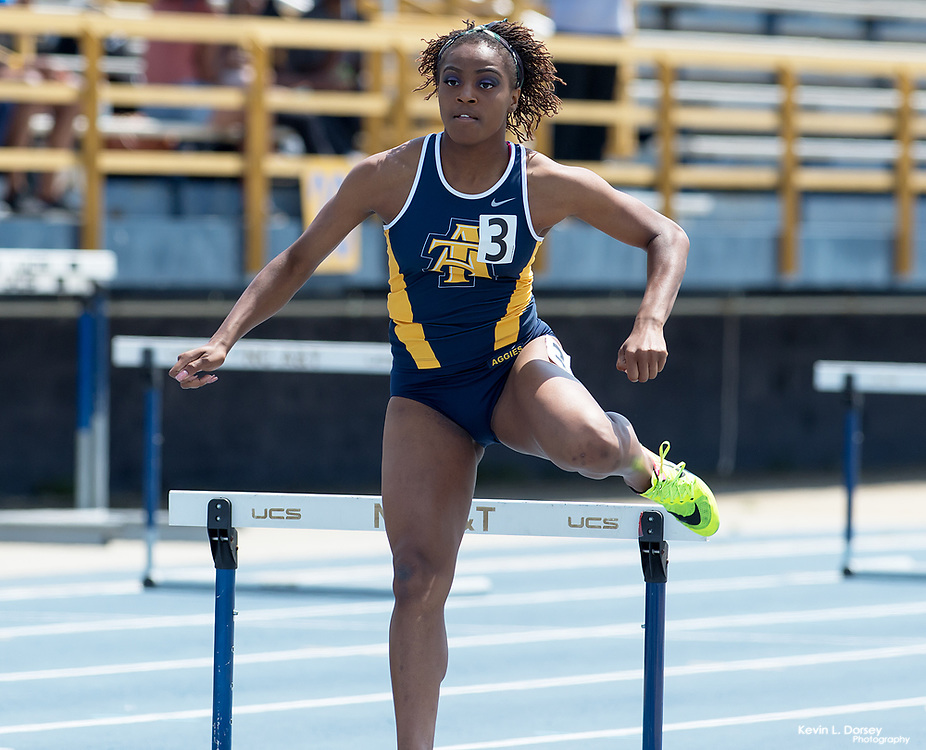 2017 A&T Track (Aggie Invitational Meet) - Day 2 \ www.ncataggies.com - Photo by: Kevin L. Dorsey