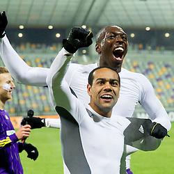 20131212: SLO, Football - Europa League, NK Maribor vs Wigan Athletic FC