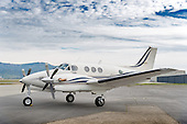 King Air C90B N156MG
