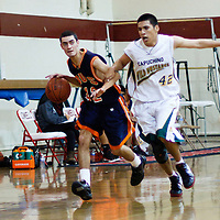 Capuchino v Balboa Boys Basketball 121010