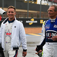 #10, Dragonspeed, BR Engineering BR1 - Gibson, LMP1 driven by: Henrik Hedman, Ben Hanley, Renger Van Der Zande, 24 Heures Du Mans  2018, , 12/06/2018,
