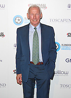 Bob Wilson, London Football Legends Dinner & Awards 2015, Battersea Evolution, London UK, 05 March 2015, Photo By Brett D. Cove