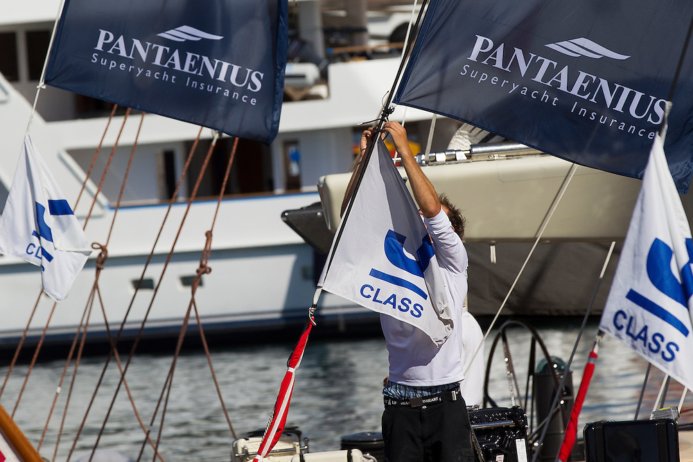 SPAIN, Palma. 20th June 2013. Superyacht Cup. J Class.