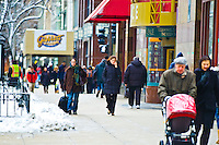 Downtown Chicago, Illinois