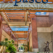 Palm Desert Ca, El Paseo, The Gardens, Hotels, Restaurants