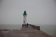 France , Normandie - Saint valery en caux-
