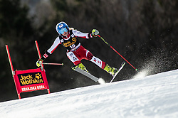 TRUPPE Katharina of Austria competes during the Ladies' GiantSlalom at 56th Golden Fox event at Audi FIS Ski World Cup 2019/20, on February 15, 2020 in Podkoren, Kranjska Gora, Slovenia. Photo by Matic Ritonja / Sportida