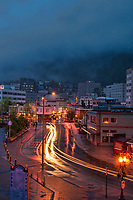 Rainy Morning in Juneau