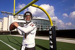 Stock photo of Houston Texans' Mike Quin.