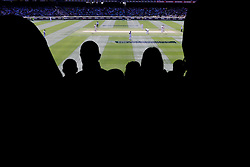 © Licensed to London News Pictures. 29/12/2013. General view of the MCG during Day 4 of the Ashes Boxing Day Test Match between Australia Vs England at the MCG on 29 December, 2013 in Melbourne, Australia. Photo credit : Asanka Brendon Ratnayake/LNP