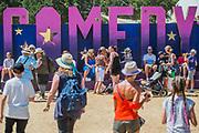 The 2018 Latitude Festival, Henham Park. Suffolk 14 July 2018