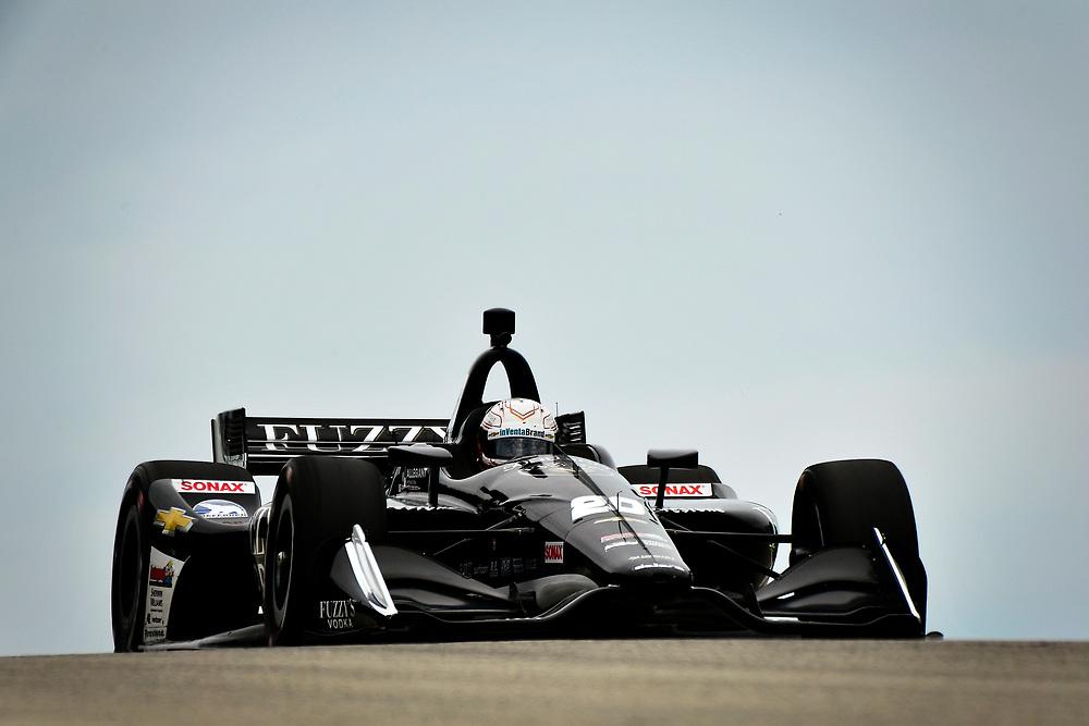 Jordan King, Ed Carpenter Racing Chevrolet<br /> Friday 22 June 2018<br /> KOHLER Grand Prix at Road America<br /> Verizon IndyCar Series<br /> Road America WI USA<br /> World Copyright: Scott R LePage