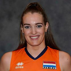 24-12-2019 NED: Photoshoot selection of Orange Youth Girls, Arnhem<br /> Orange Youth Girls 2019 - 2020 / Marije ten Brinke #6