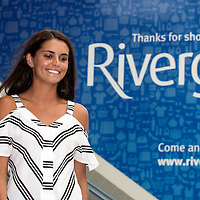 Picture by Christian Cooksey/CookseyPix.com on behalf of Rivergate Shopping Centre <br /> <br /> Rivergate Shopping Centre, Irvine, Ayrshire. Fashion shows 4th June 2016<br /> <br /> <br /> <br /> All rights reserved. For full terms and conditions see www.cookseypix.com