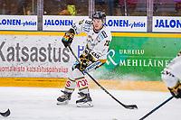 2020-01-17 | Rauma, Finland : Kärpät (13) Julius Junttila during the game between Lukko-Kärpät in Kivikylän Areena ( Photo by: Elmeri Elo | Swe Press Photo )