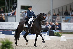 Fassaert Claudia, (BEL), Donnerfee<br /> CDI 5* Grand Prix Special<br /> CHIO Rotterdam 2015<br /> © Hippo Foto - Dirk Caremans<br /> 20/06/15