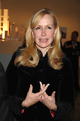 LOUISE BLOUIN MACBAIN at the Montblanc de la Culture Arts Patronage Award 2008 presented to Louise Blouin MacBain at the Louise Blouin MacBain Institute, 3 Olaf Street, London W11 on 16th April 2008.<br />
