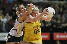 Wellington-Netball, Quad Series, Australia v South Africa, October 25