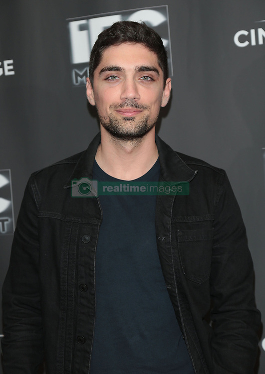 "George Finn at the premiere of ""Feral"" held at the Arena Cinelounge in Hollywood.<br /> (Los Angeles, CA)"