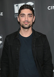 """George Finn at the premiere of """"Feral"""" held at the Arena Cinelounge in Hollywood.<br /> (Los Angeles, CA)"""
