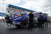 April 22-24, 2016: NHRA 4 Wide Nationals: Jack Beckman, Funny Car, Dodge