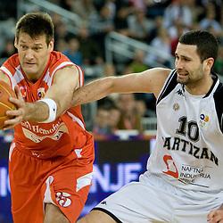 20100423: CRO, Final Four of NLB League, KK Partizan Beograd vs KK Hemofarm STADA