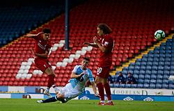BLACKBURN, ENGLAND - Thursday, July 19, 2018: Liverpool's Curtis Jones during a preseason friendly match between Blackburn Rovers FC and Liverpool FC at Ewood Park. (Pic by Paul Greenwood/Propaganda)