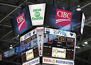 KELOWNA, CANADA - OCTOBER 13:  CIBC Promotion at the Kelowna Rockets game on October 13, 2017 at Prospera Place in Kelowna, British Columbia, Canada.  (Photo By Cindy Rogers/Nyasa Photography,  *** Local Caption ***