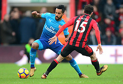 Theo Walcott of Arsenal - Mandatory by-line: Alex James/JMP - 14/01/2018 - FOOTBALL - Vitality Stadium - Bournemouth, England - Bournemouth v Arsenal - Premier League