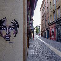 Lyon confined - Covid 19