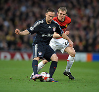 Franck Ribery<br />