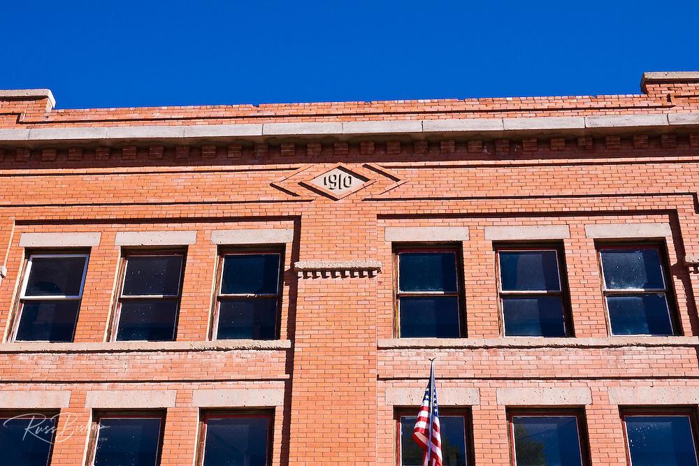 Historic building (1910), Mancos, Colorado