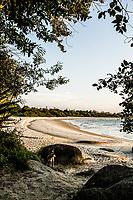 Praia da Daniela. Florianópolis, Santa Catarina, Brasil. / <br /> Daniela Beach. Florianopolis, Santa Catarina, Brazil.