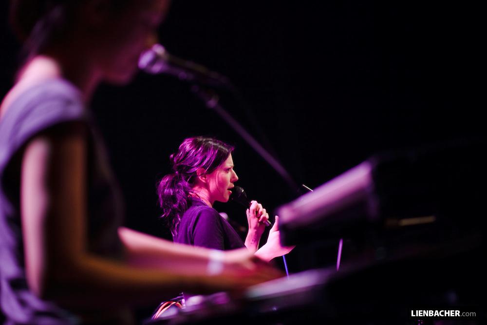 Gustav und Band, live in der ARGEkultur Salzburg. Foto: Wolfgang Lienbacher