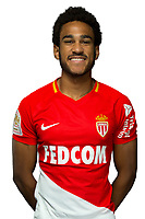 Jordi Mboula during Photoshooting of Monaco for new season 2017/2018 on September 28, 2017 in Monaco, France. (Photo by Chateau/Asm/Icon Sport)