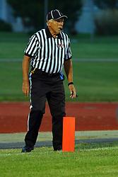 26 August 2016: Peoria High Lions at Normal West Wildcats IHSA football, Normal Illinois<br /> Joe Rix<br /> #NormalWestFootball #Wildcats #bestlookmagazine #alphoto513 #IHSA #IHSAFootball