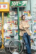 Japan / Tokyo <br /> Benoit Lavaud <br /> <br /> &copy; Daniele Mattioli for 9 to 5 Magazine