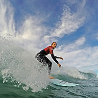 DCIM\100GOPRO\G0443257. Otago Surfing Champs 2017 <br /> Held at blackhead beach <br /> day 1