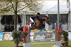McIntosh, Samantha (NZL) Estina<br /> Redefin - Pferdefestival 2016<br /> © www.sportfotos-lafrentz.de