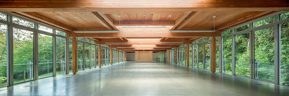 Environmental Learning Centre, Squamish, BC | MacFarland Marceau Architects 2012