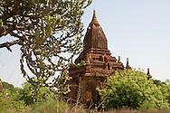 Temples, Bagan, Myanmar