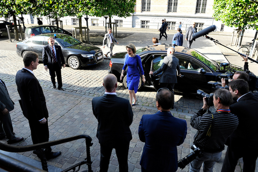 20150604- Brussels - Belgium - 04 June2015 - European Development Days - EDD  - Queen Mathilde of Belgium  © EU/UE