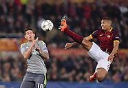 UEFA CL 2015/16 Achtelfinale: AS Roma - Real Madrid