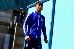 Lucas Tomlinson of Bristol Rovers arrives at Memorial Stadium prior to kick off - Mandatory by-line: Ryan Hiscott/JMP - 04/05/2019 - FOOTBALL - Memorial Stadium - Bristol, England - Bristol Rovers v Barnsley - Sky Bet League One
