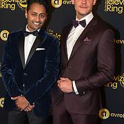 NLD/Amsterdam/20191009 - Uitreiking Gouden Televizier Ring Gala 2019, Ferry Doedens en Steven Aswin