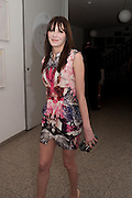ANNABELLE NEILSON, Swarovski Whitechapel Gallery Art Plus Opera,  An evening of art and opera raising funds for the Whitechapel Education programme. Whitechapel Gallery. 77-82 Whitechapel High St. London E1 3BQ. 15 March 2012